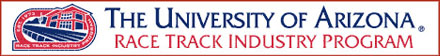 The University of Arizona Race Track Industry Program